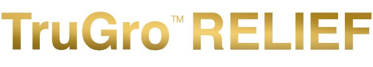 TruGro RELIEF Logo