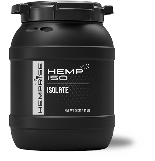 HempISO Product Bin from HempRise USDA Approved